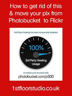 How to move Photobucket