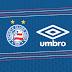 Umbro oficializa contrato com o Bahia