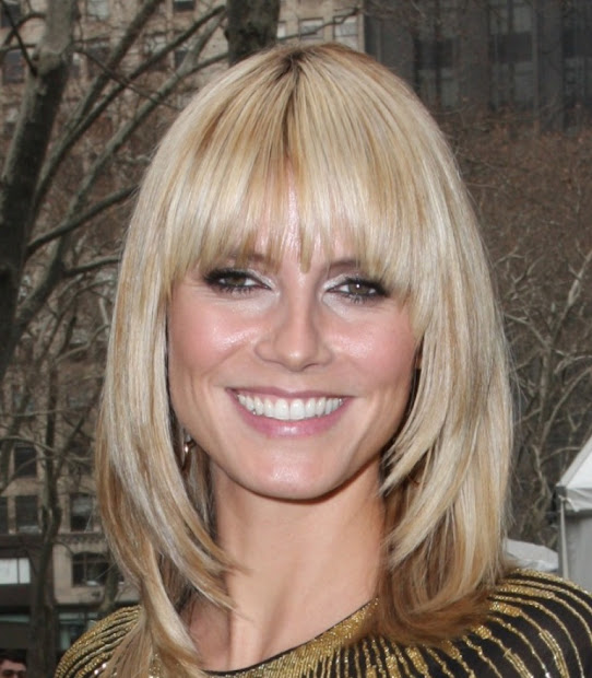 fabulous hairstyles with bangs