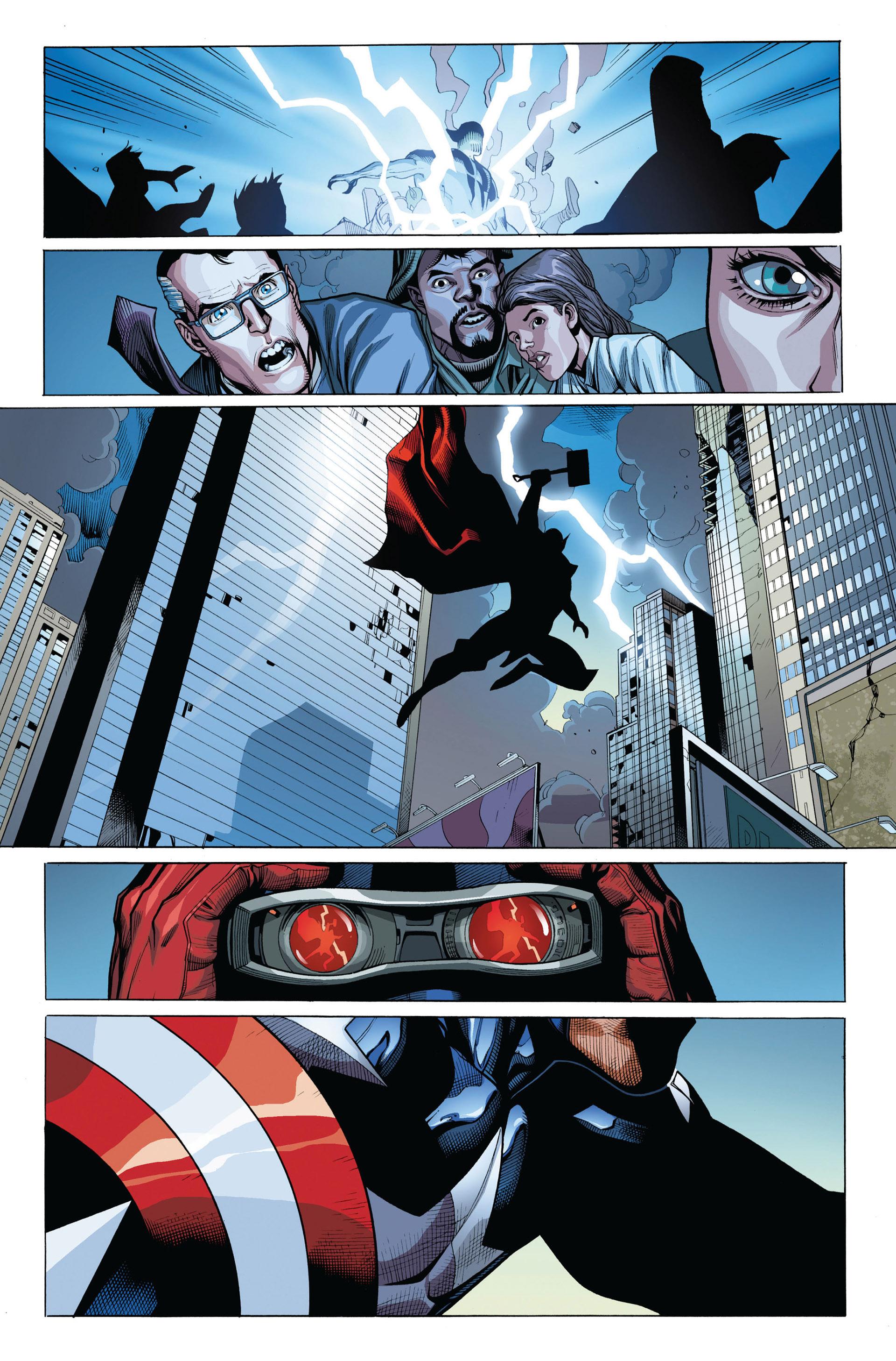 Read online Secret Invasion comic -  Issue #4 - 21