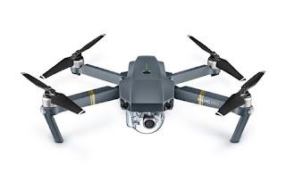 Spesifikasi DJI Mavic Pro Drone - GudangDrone