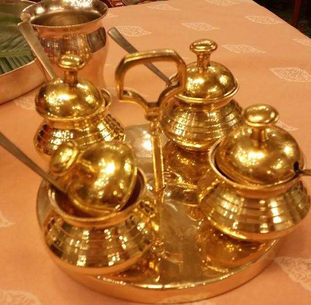 Dakshin Brass Tableware