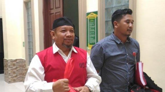 'Gituin' Mahasiswinya, Oknum Dosen di Lampung Divonis 1 Tahun 4 Bulan Penjara