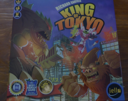 Review: King of Tokyo