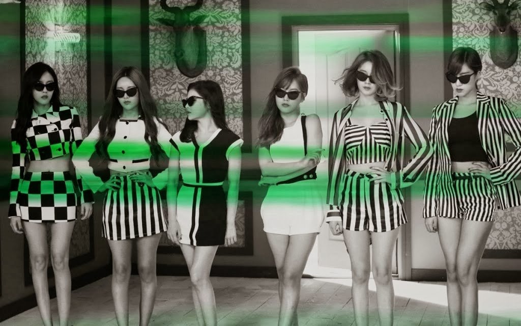 ara             ...T Ara Number 9 Wallpaper