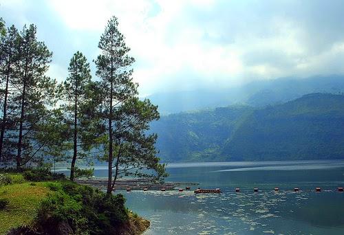 Tempat Wisata di Wonosobo - Telaga Menjer