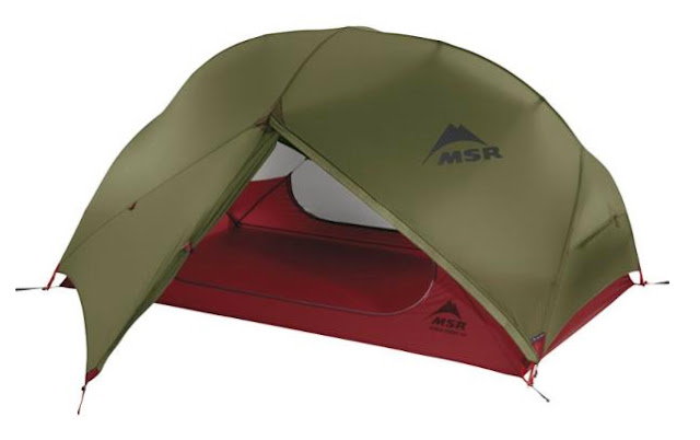 MSR Hubba Hubba Tent - Complete Outdoors