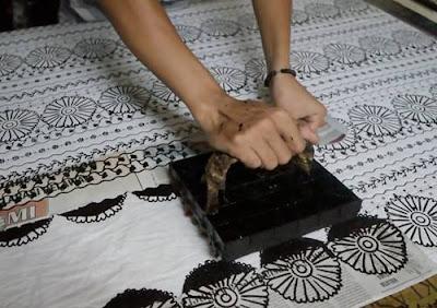 Jenis-Jenis Batik Cap