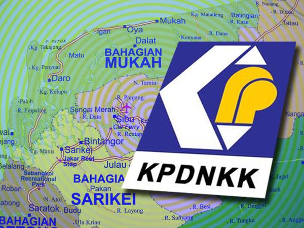 KPDNKK Mukah buat rampasan RM368,516 #KPDNKK #CaringMinistry