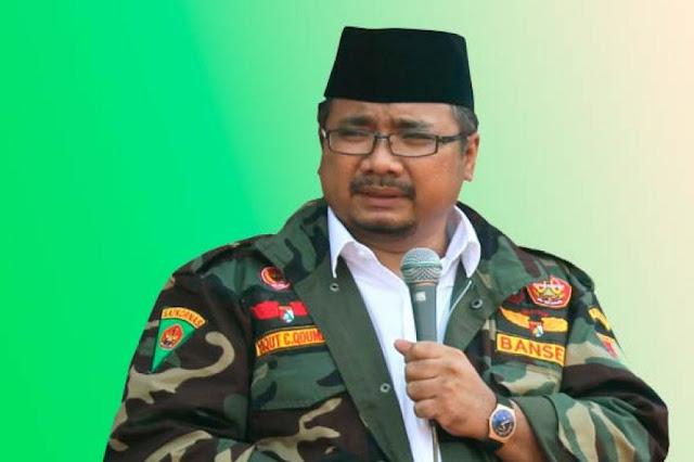 Sebelumnya Dukung Ahok dan Beri Gelar Sunan, GP Anshor Kini Nyatakan Siap Bekerja Sama dengan Pemprov DKI Baru