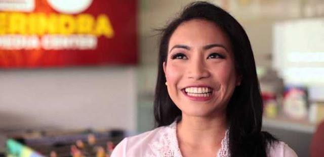 Gerindra: Putri Hasyim Jadi Pengganti Sandi Itu Hoax