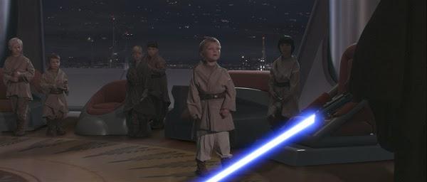 Anakin vs Jedi