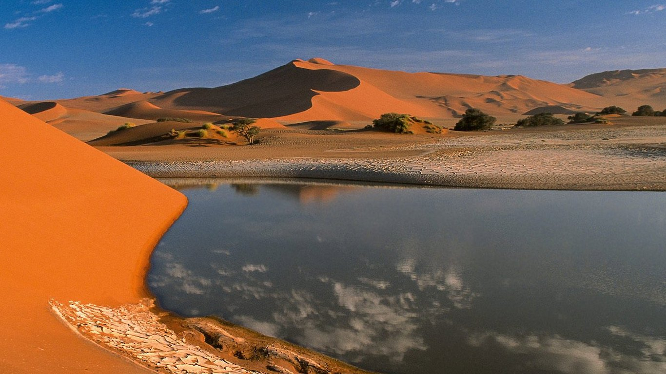 Desert HD Wallpapers