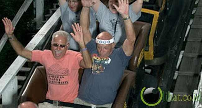 Menaiki Roller Coasters