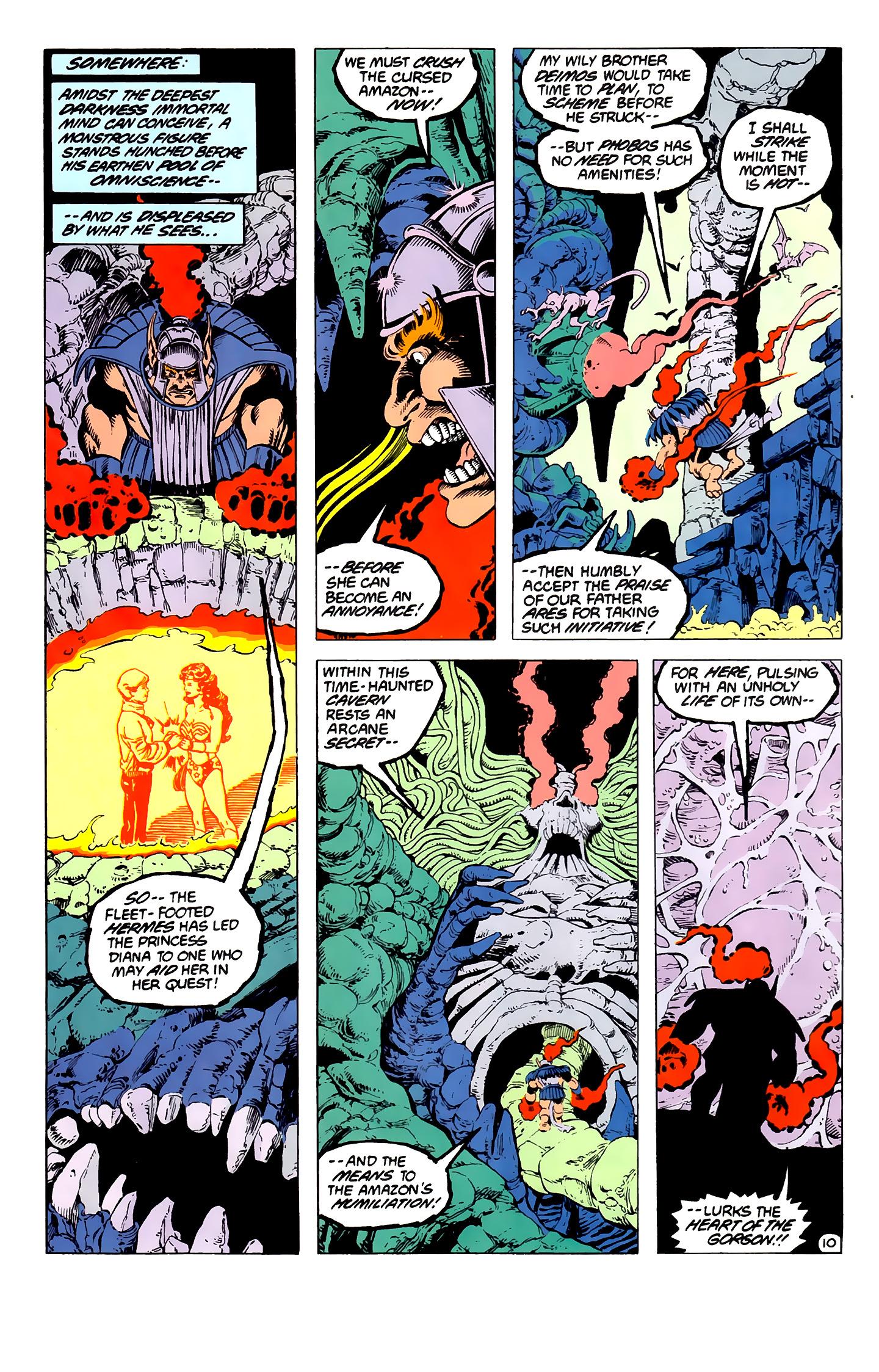 Read online Wonder Woman (1987) comic -  Issue #3 - 11