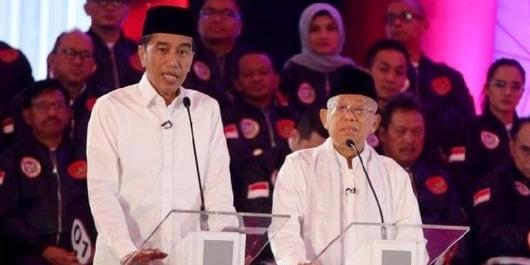 TKN: Makin Banyak Swing Voter Pilih Jokowi-Ma'ruf