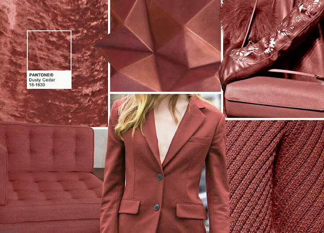 fashion blog, stylistka, stylistka radzi, pantone colors, fall, fall colors, kolory Pantone, FW 16,  winter 16/17, bodacious, Potter's Clay,  spicy mustard, Lush Meadow, Dusty Cedar, Warm Taupe, Aurora Red, Sharkskin, Airy Blue, Riverside, fashion color,