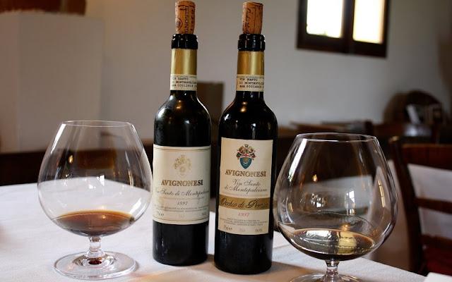 O que fazer na vinícola Avignonesi