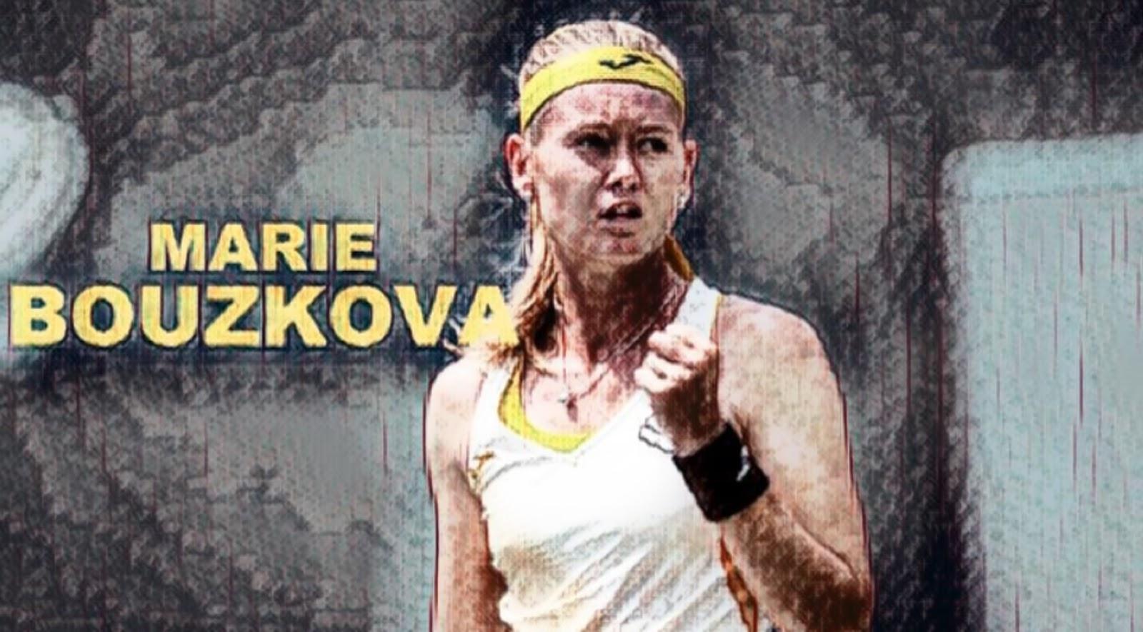 MARIE BOUZKOVA