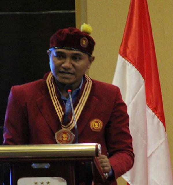 Kenakan Baju Partai, Hary Tanoe Dilarang Ceramah di PMKRI