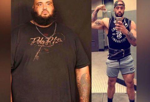 Απίστευτο: Έχασε 150 κιλά σε τρία χρόνια επειδή έκανε πράξη μία θεότρελη έμπνευση! Καν' το κι εσύ... (VIDEO)