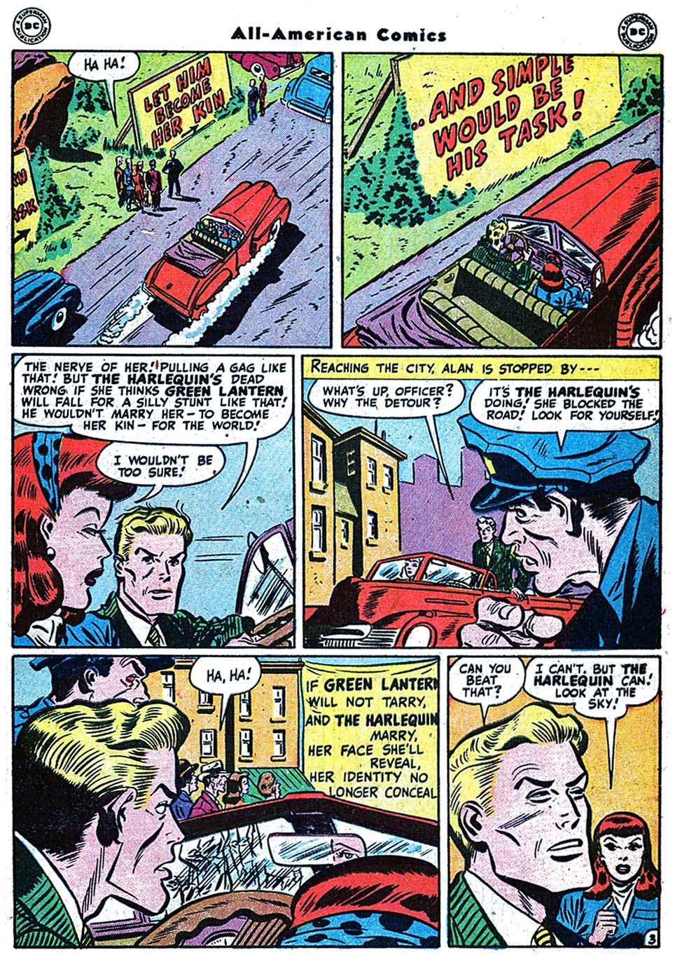 Read online All-American Comics (1939) comic -  Issue #95 - 5
