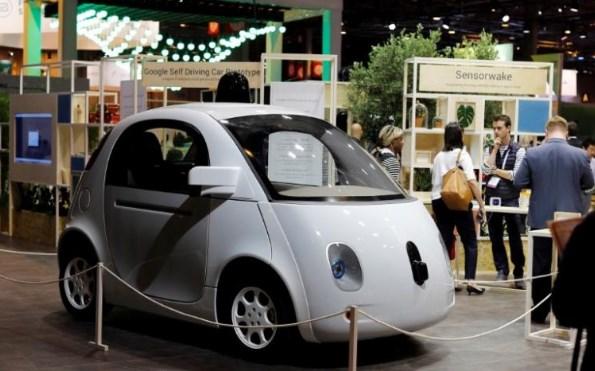 Waymo Mobil Tanpa sopir Google Alphabet