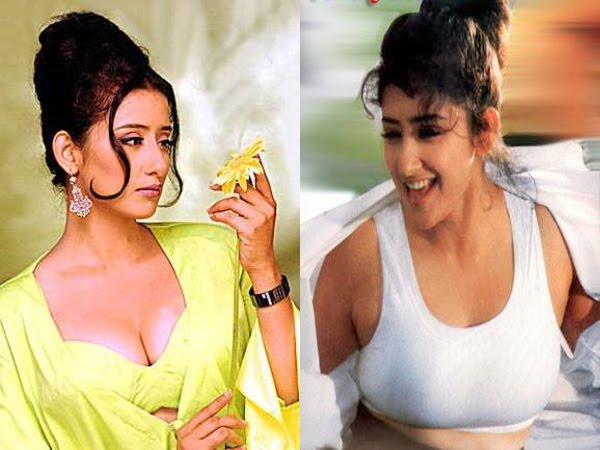 Manisha koirala hot bikini photos