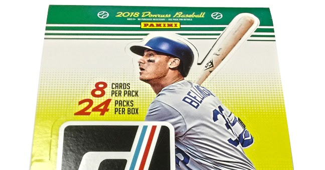 Dodgers Blue Heaven 2018 Panini S Donruss The Dodgers