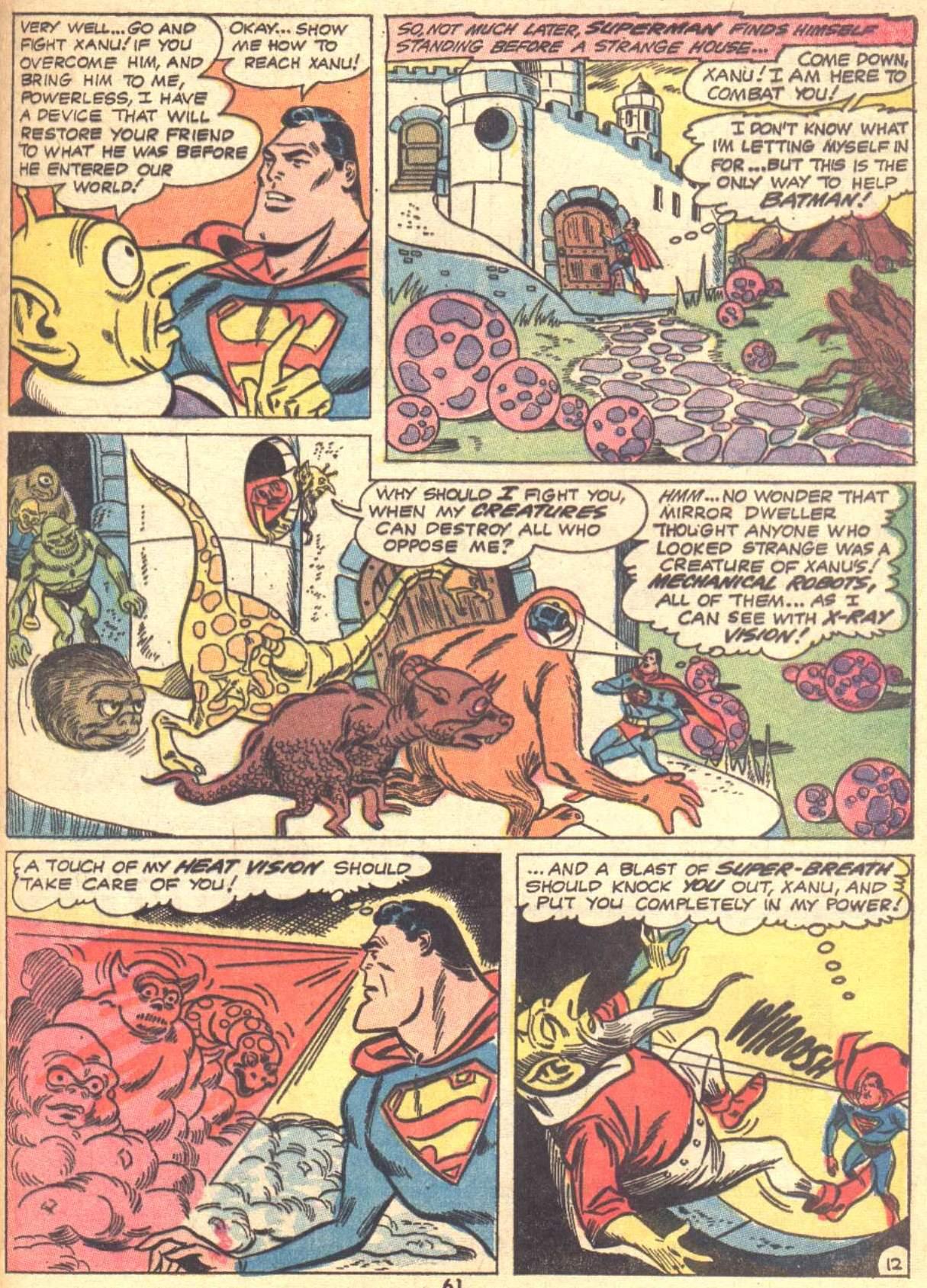 Read online World's Finest Comics comic -  Issue #206 - 55