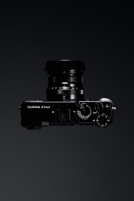 Fotografia della Fuji X-Pro2