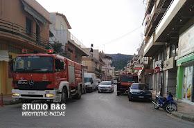 Πυρκαγιά από παιδικό παιχνίδι σε οικία στο Άργος