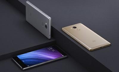 Spesifikasi Xiaomi Redmi 4, Harga baru Xiaomi Redmi 4, Harga bekas Xiaomi Redmi 4