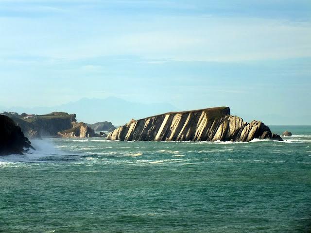acantilados costa de Santander
