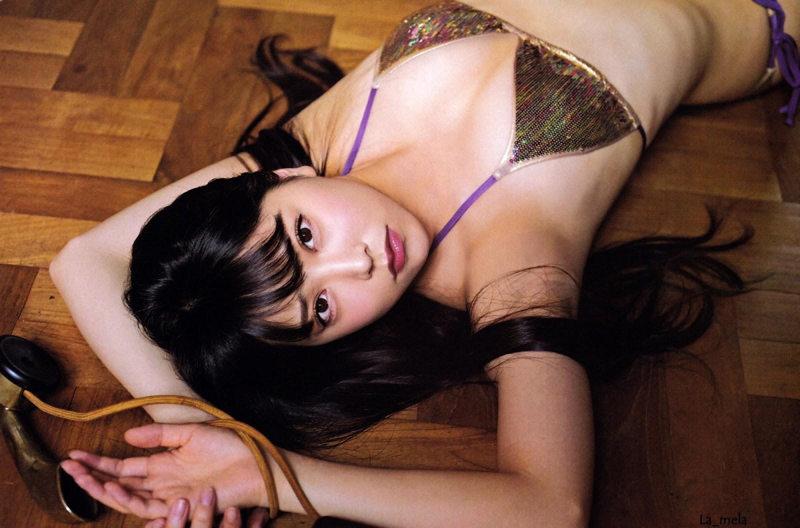 Shiroma Miru 白間美瑠, ENTAME 2017.08 (月刊エンタメ 2017年8月号)