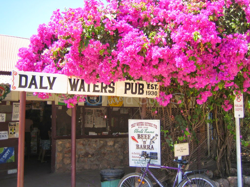 Daly Waters Pub, Northern Territory, Australie