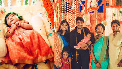 Allari-Naresh-Daughter-Cradle-Ceremony