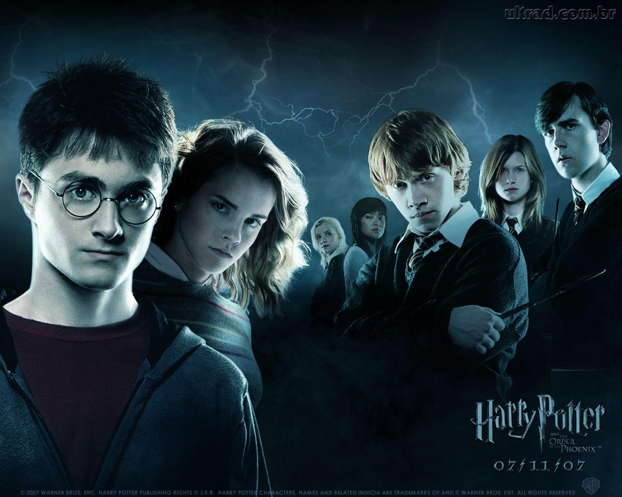 68186 Papel de Parede Harry Potter e a Ordem da Fenix Harry Potter and the Order of the Phoenix  68186 1280x1024 - #PotterWeek - Harry Potter e a Ordem da Fênix
