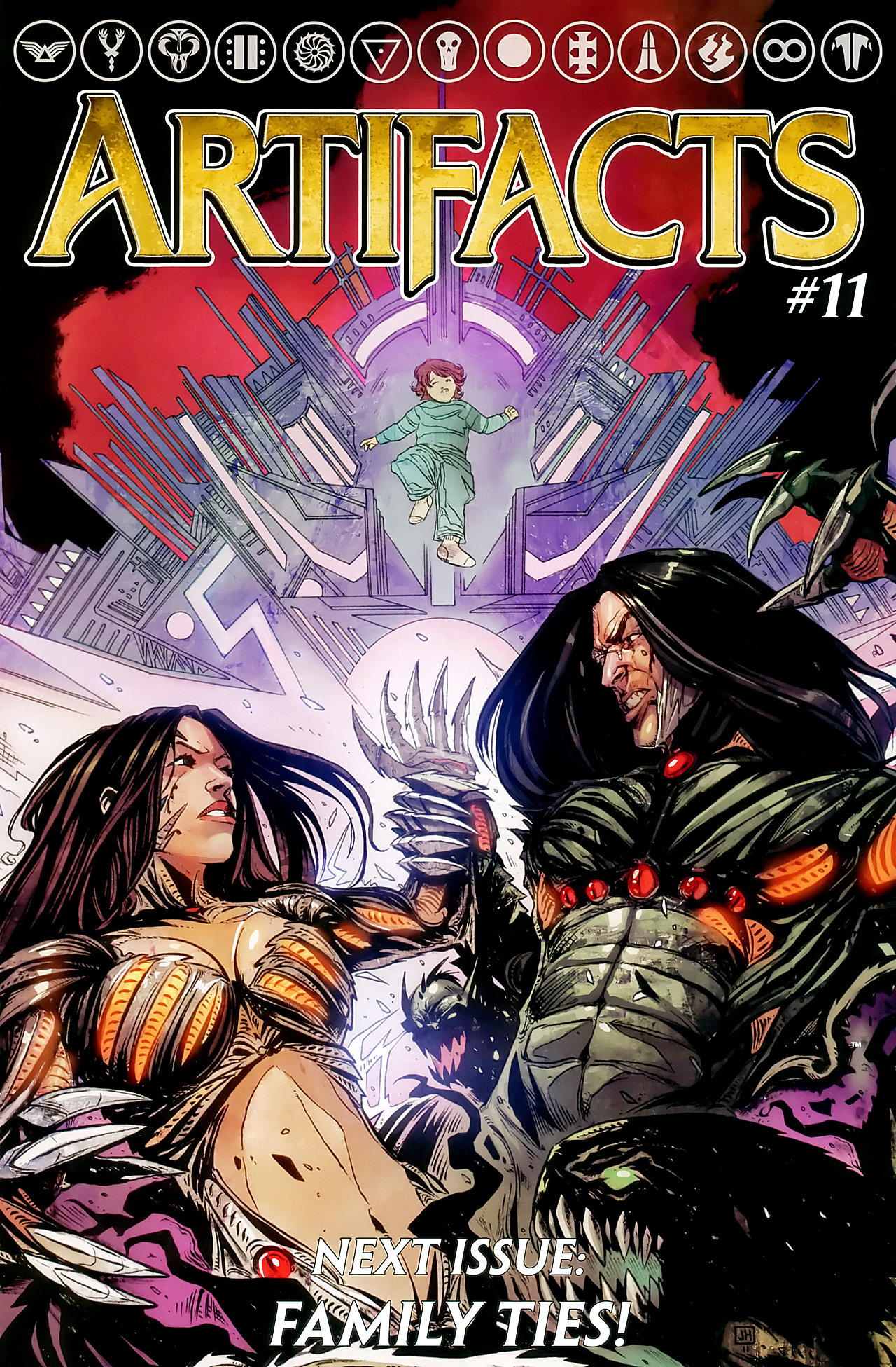 Read online Artifacts comic -  Issue #10 - 24