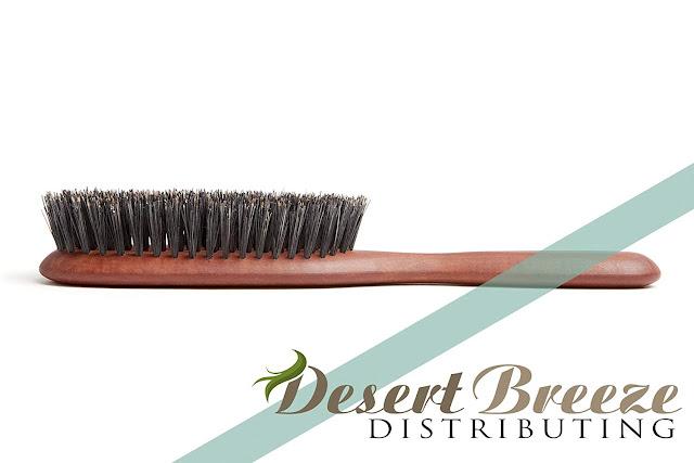 Wild Boar Bristle Brush
