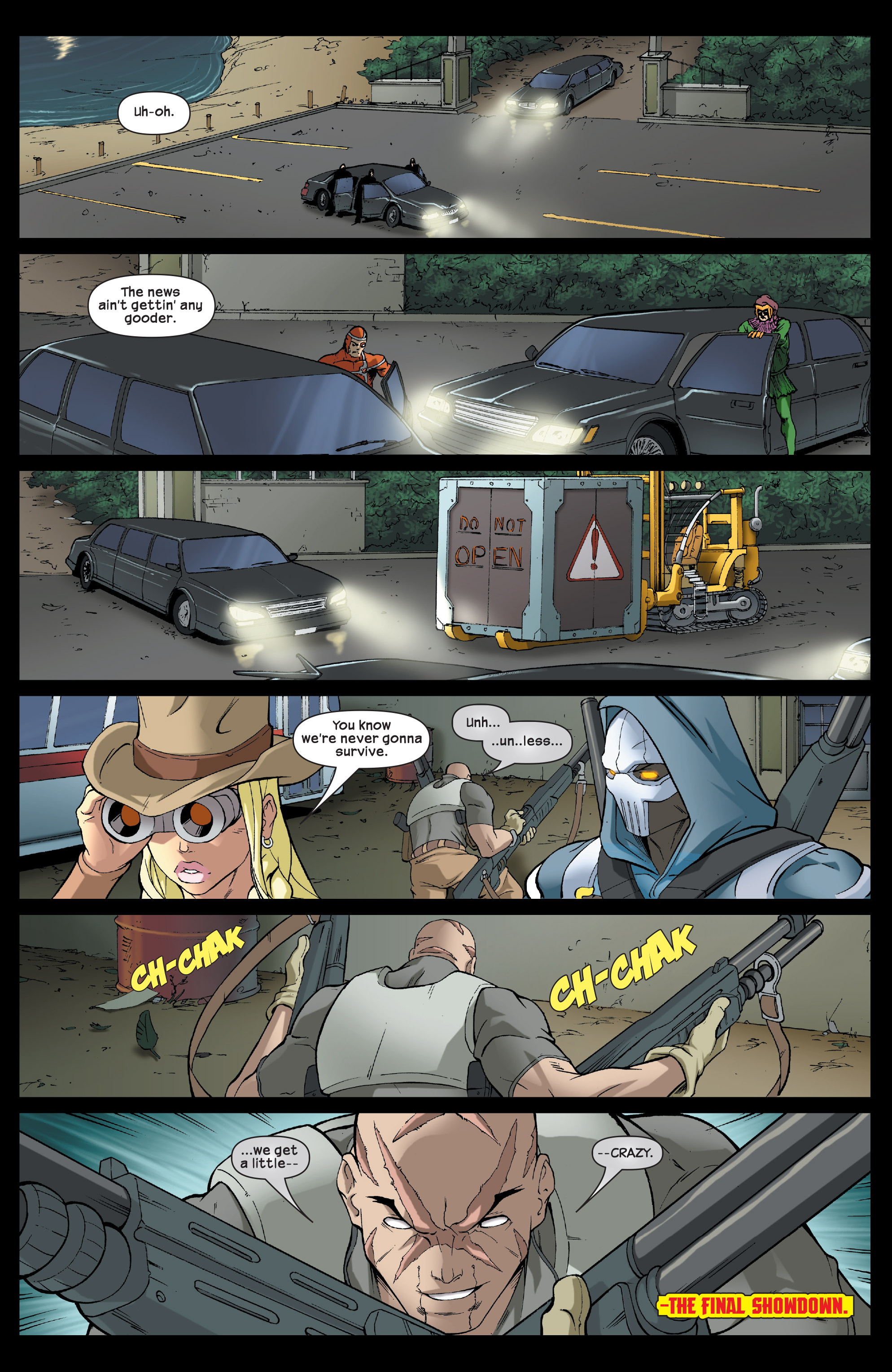 Agent X 5 Page 24