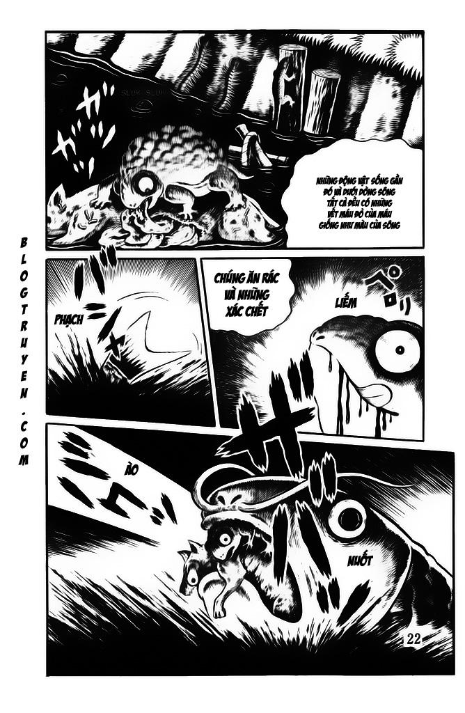 Panorama Of Hell chap 1 trang 23