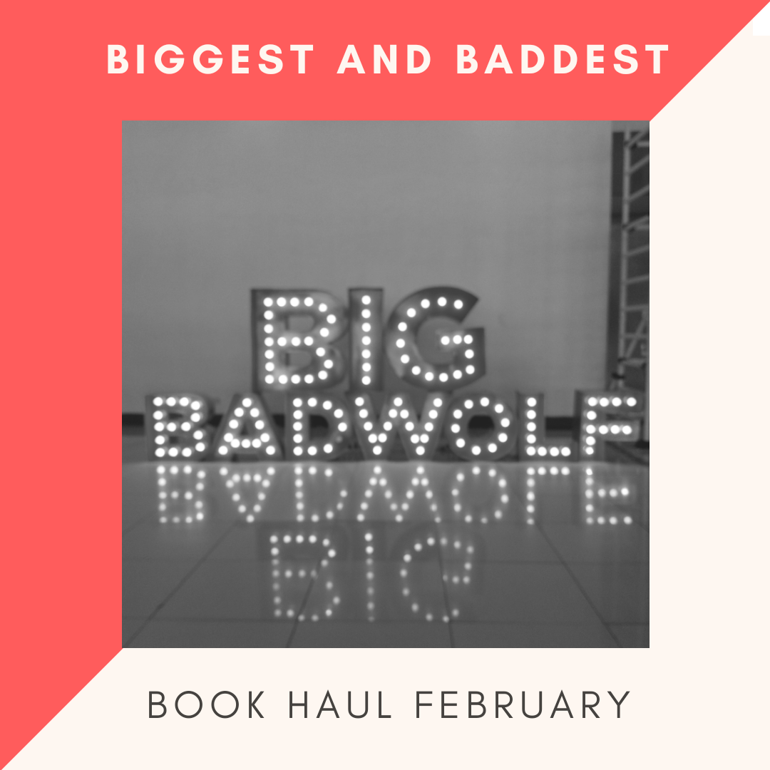 BIGGEST AND BADDEST BOOK HAUL FROM BIG BAD WOLF BOOKS PH