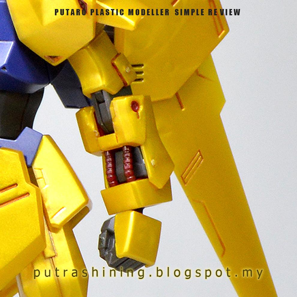 HGUC 1/144 Hyaku-Shiki Revive Ver. REVIEW