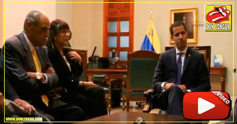 Presidente Guaidó estará en el Aula Magna este 8 de febrero con los jóvenes del país