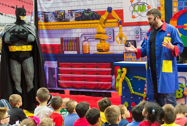 LEGO KidsFest Master Builder Lab