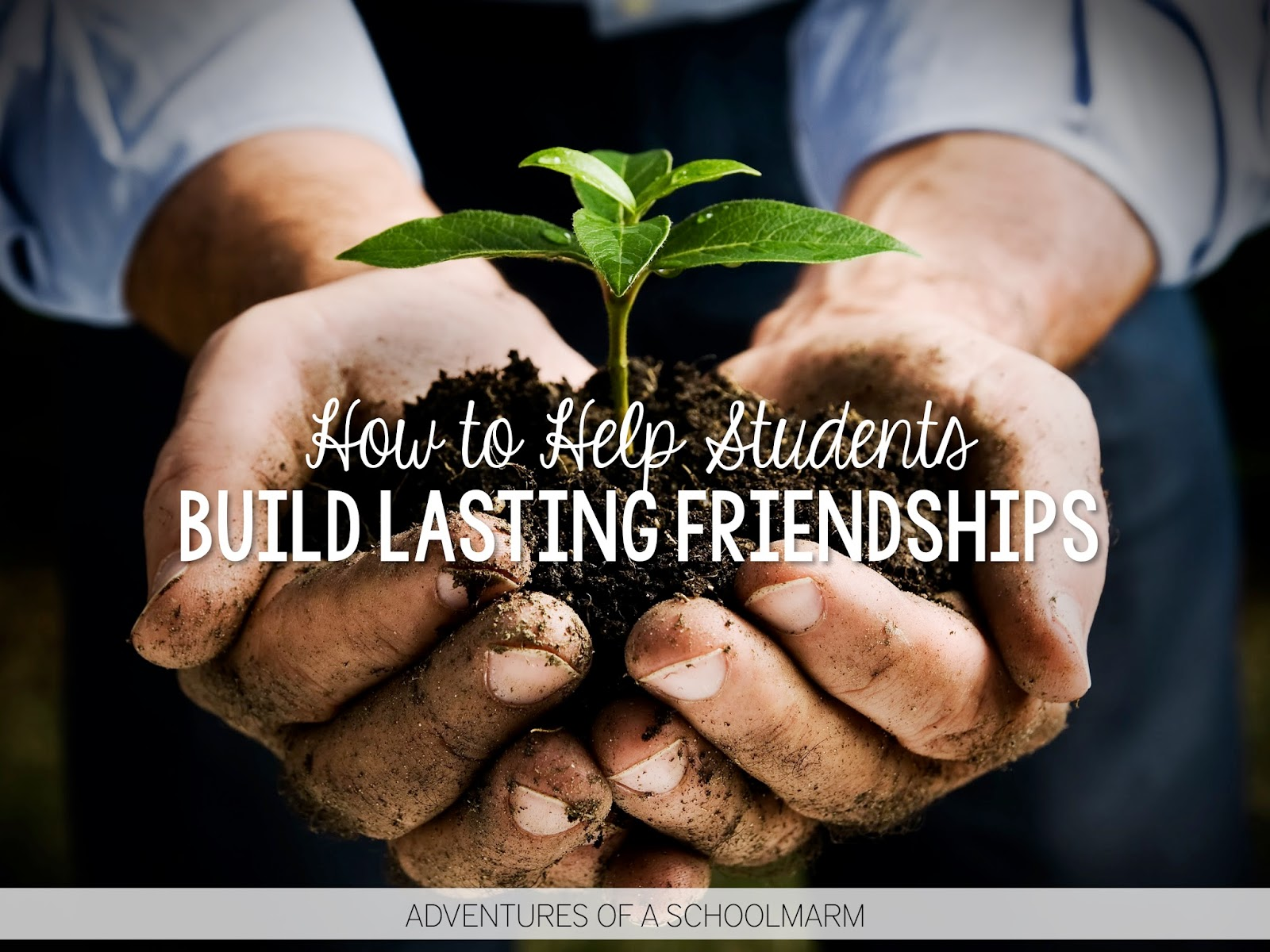 Relationship building is so important to a positive classroom climate, but it doesn't always come naturally for kids! Do you need ideas to help students build healthy relationships with one another? I can implement these strategies tomorrow!