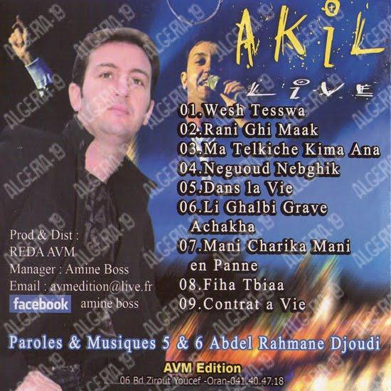 Cheb Akil-Live Avm