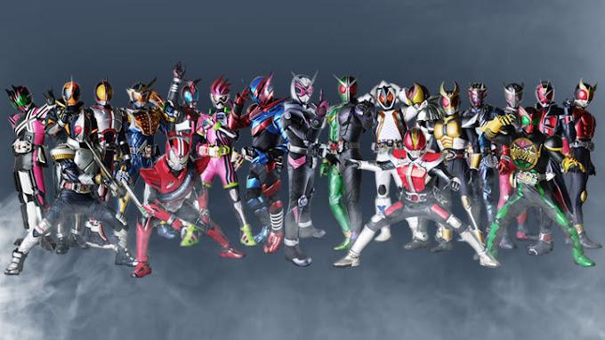 Inilah 10 Kamen Rider Heisei Terfavorit Menurut Fans Di Jepang