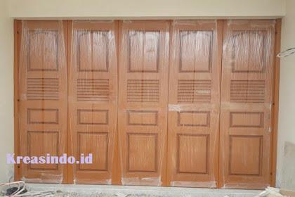 Jasa Pembuatan Pintu Garasi Surabaya Harga Murah Dan Kualitas Unggulan